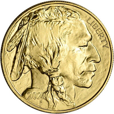2020 American Gold Buffalo 1 oz $50 - BU