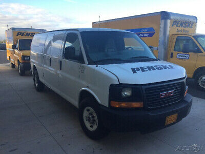 Penske Used Trucks - unit # 695295 - 2014 GMC SAVANA G2500