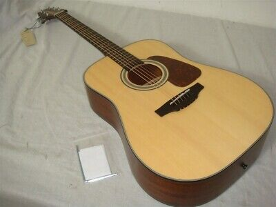 Takamine Gd10 G Series Dreadnought Acoustic Guitar Natural Satin Finish -Read!
