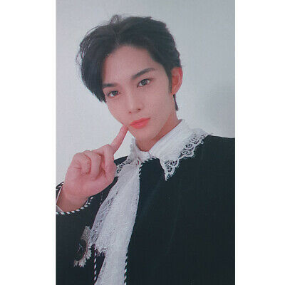 CIX Jinyoung Official Photocard 2nd EP Album HELLO Chapter 2 - Strange Place