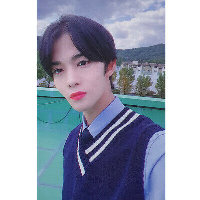 CIX Jinyoung Photocard 2nd EP Album Chapter 2 Hello Version