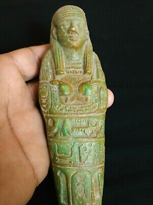 Rare Antique Ancient Egyptian Statue Ushabti Bc