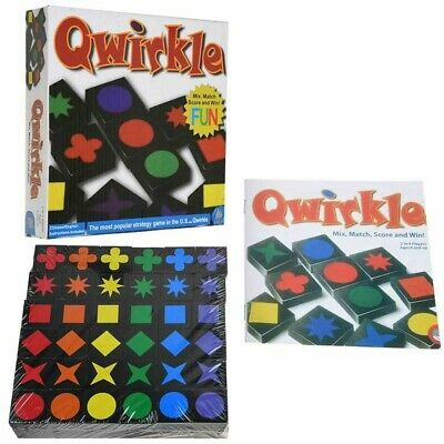 AU Choice Toy Award Party Parents Game Funny Mindware Qwirkle Winning Board 2020