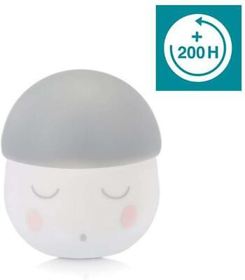 Babymoov SQUEEZY NIGHTLIGHT - GREY Toddler Child Nursery Sleep Aid BN