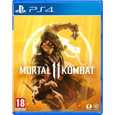 Mortal Kombat 11 /ps4