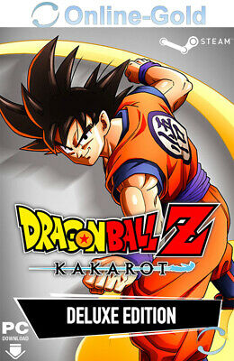 Dragon Ball Z: Kakarot Deluxe Edition Key - PC STEAM Download Code - Weltweit
