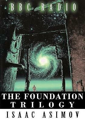 Foundation Trilogy (Adapted by BBC Radio), Paperback by Asimov, Isaac, Like N...