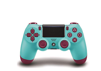 PS4 DualShock 4 Wireless Controller for Sony PlayStation 4 - Berry  Blue