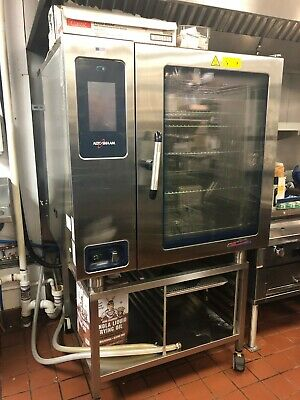Alto-Shaam, Combi Oven, Electric, Used, Model No. CT910-20E, 208-240 Volts