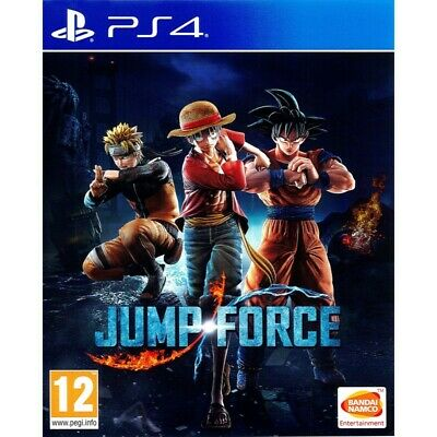 Infogrames  PS4 Jump Force 112942