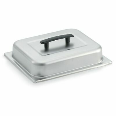 Vollrath 77500 Half Size Solid S/S Dome Cover w/ Kool-Touch Handle