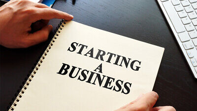 The Complete Business Start Up Manual (Save Time & Money With This Guide)