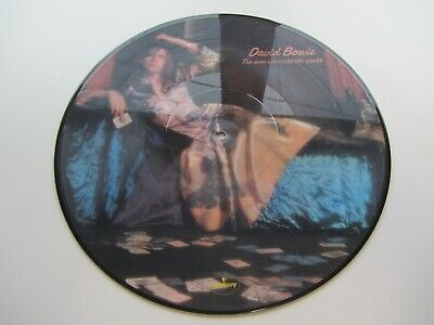 David Bowie  The Man Who Sold The World  Picture Disc Lp