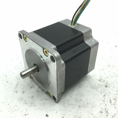 Vexta C6925-9212K Stepper Motor 2-Phase NEMA 23 1.8 Degree Step 2.3VDC 3A