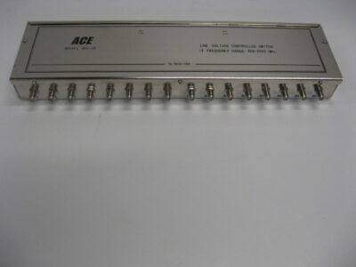 Ace MS-16 LNB Voltaage Controlled Switch - Free US Shipping