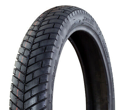 Cougar GPI2 100/90 - 19 Tubeless Front Tyre- E-Marked FXRS Low Rider 1983-1992
