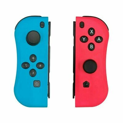Wireless Game Controllers Gamepad Joypad for Nintendo Switch Joy-con Console New