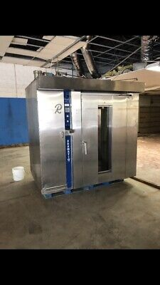 Revent/Adamatic double rack convection oven. Buyer Pays And Arranges Shipping!
