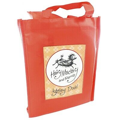 Hairy Maclary & Friend 10 Books Children Set In A Bag Paperback By Lynley Dodd