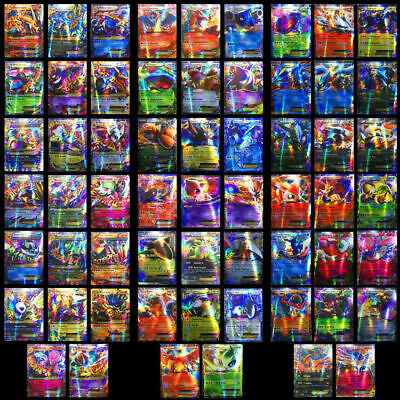 Neue 200PCS GX EX MEGA pocket Monster  Cards +240  manual  2020