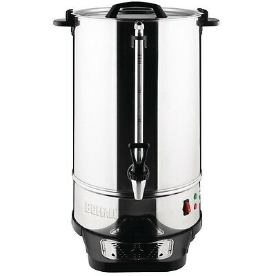Buffalo Coffee Percolator Machine 15 Litre 100 cups - CN295 Commercial Catering
