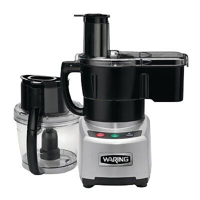 Waring Food Processor with Continuous Feed 3.8 Ltr  WFP16SCK  - GG561 Catering