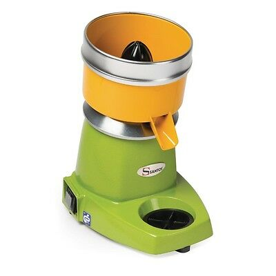 Santos Classic Citrus Juicer 11A Yellow - K275 Catering  30 litres/hour