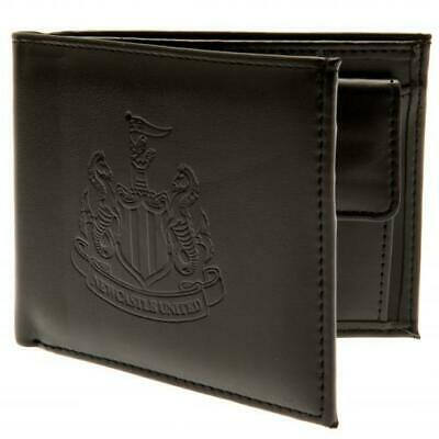 Debossed Crest Rfid Leather - Football Club Sports Boxed Money Wallet Purse