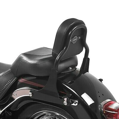 Luggage Rack for Harley Breakout Pro Street 2013-2017 Black Sissy bar CSXL