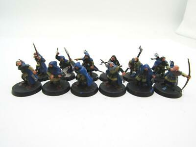(w6066) Dwarf Rangers Regiment Middle-Earth Hobbit Lord Of The Rings
