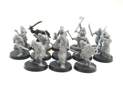 (w6457) Mordor Orcs Regiment Middle-Earth Hobbit Lord Of The Rings