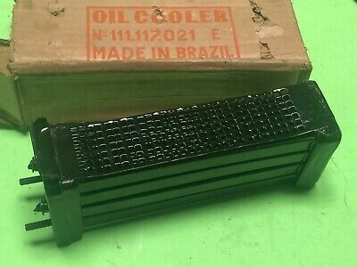 VW Beetle Bug Bus early 36HP Oil Cooler NOS
