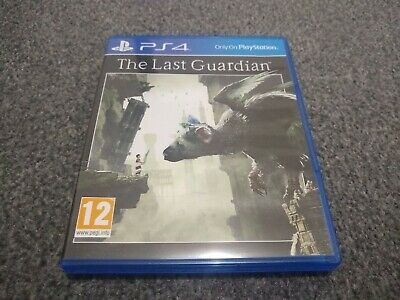 The Last Guardian (Playstation 4, 2016 PS4) - Excellent Condition
