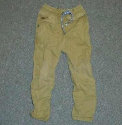 Boys Next - Brown Cargo Trousers - Size 4 Yrs - Ab33