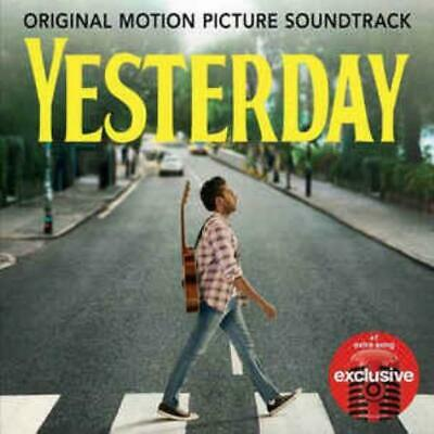 Yesterday: Original Motion Picture Soundtrack w/ Artwork MUSIC AUDIO CD movie