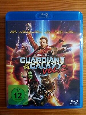 Guardians of the Galaxy Vol. 2, Marvel, Blu Ray