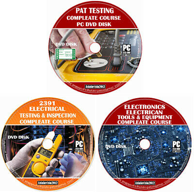Pat Test Testing City & Guilds + 2931 Electrical & Electronics Complete Course