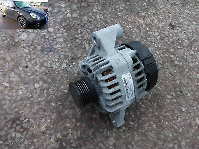 Alfa Romeo Giulietta 1.3 1.6 1.8 2.0 Alternator Voltage Regulator New 132980