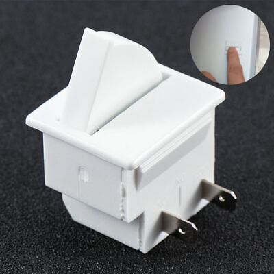 5A 125V  2Pins Refrigerator Door Lamp Lamp Light Switch Fridge Appliance Parts~