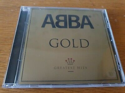 ABBA - Gold (Greatest Hits, 2004) CD