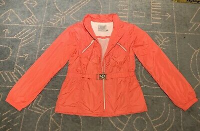Geox pink girls zipped  jacket size 14y