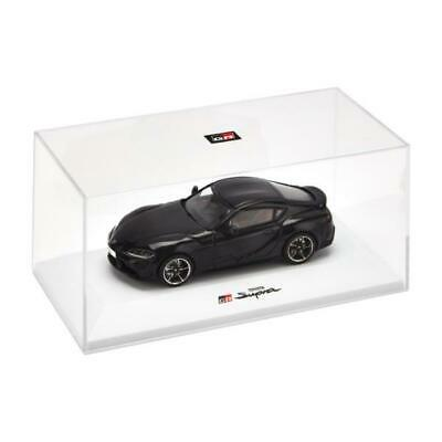 2019 1:43 Toyota Gazoo Racing GR Supra road car  black metallic 1/43 scale model