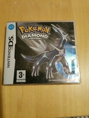 Pokemon Diamond Version Nintendo DS Game