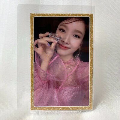 TWICE NAYEON Official Photocard 8th Mini album FEEL SPECIAL Photo Card B Kpop
