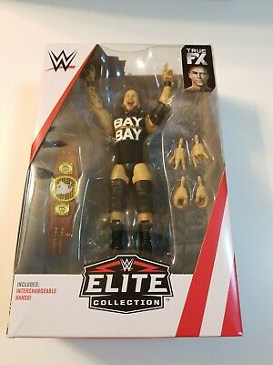 ADAM COLE WWE Mattel Elite Series 71 Action Figure Toy NXT NA Title Belt