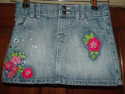 Girls Cherokee denim skirt age 18 - 24 months