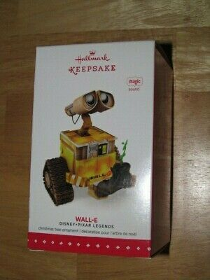 Hallmark Keepsake Ornament 2015 Pixar Legends Wall-E 5Th Series Disney Nib
