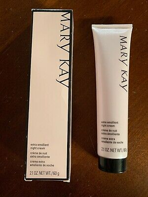 Mary Kay TimeWise Extra Emollient Night Cream 072682~New