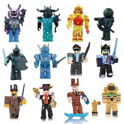 Roblox Figures 12 Pcs Set PVC Game Roblox Toy Mini Box Package Kids Gift
