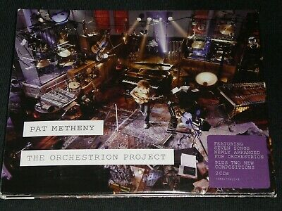 The Complete Score Artist Books NEW 000001339 Pat Metheny Orchestrion